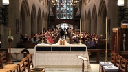 April 30, 2017  +  Choral Evensong: St. John's Youth and Adult Choirs
