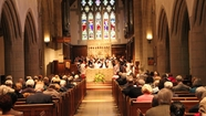 Christmas Eve 2014, 11pm Holy Eucharist with Adult Choir and String Ensemble